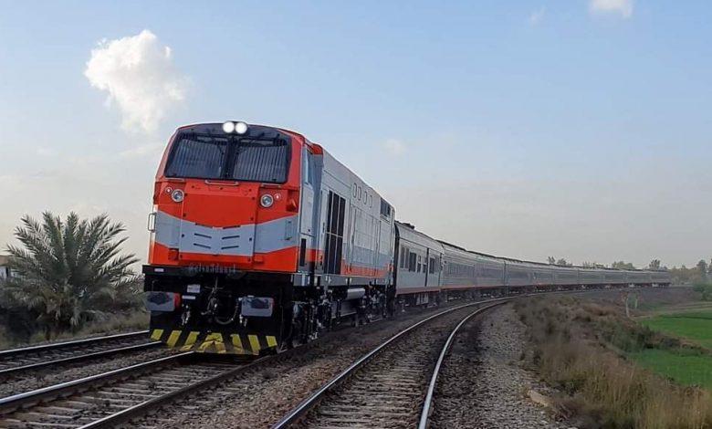 القطارات الجديدة