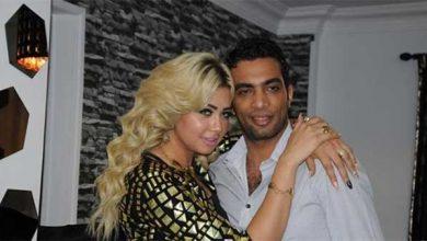 شادي محمد وزوجته
