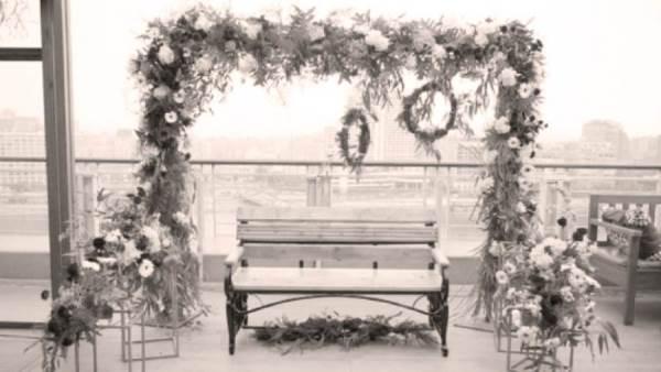 منظمي حفلا الزفاف