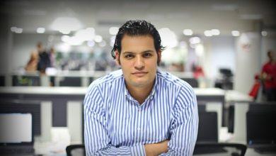 الكاتب الصحفى محمود سعد الدين