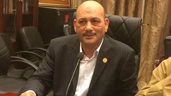 النائب أحمد عبده الجزار، عضو مجلس النواب
