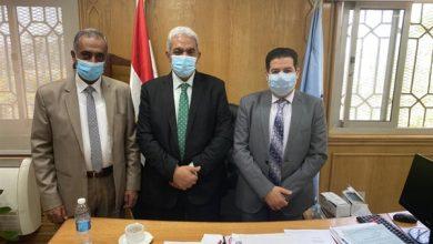 بروتوكول تعاون بين جامعة الأزهر والصحة