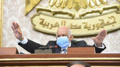 الدكتور على عبد العال، رئيس مجلس النواب،