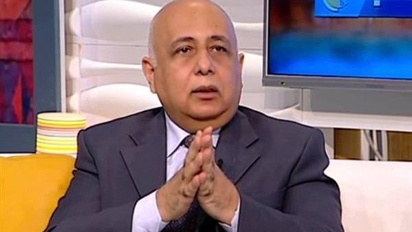 اللواء دكتور هشام حلبى مستشار بأكاديمية ناص