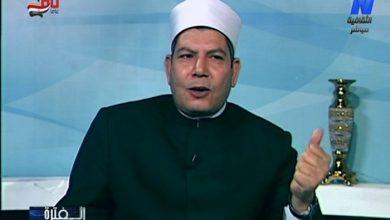 الدكتور نوح العيسوى وكيل وزارة الأوقاف