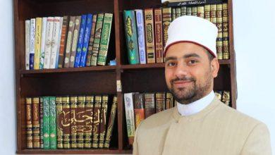 الشيخ مصطفى الأزهري، أحد خريجي كلية الشريعة جامعة الأزهر