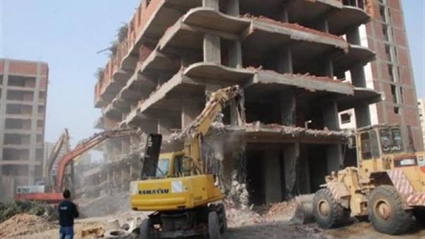 وقف أعمال البناء