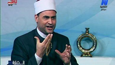 الشيخ صبرى حلمى أبوغياتى مدير عام المساجد الحكومية بالأوقاف