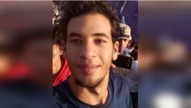 أحمد بسام زكي الطالب المتحرش