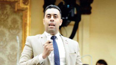 النائب أحمد فرغلي