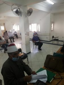 امتحانات المراكز الثقافية الإسلامية