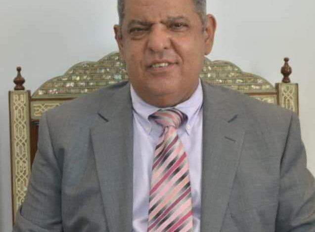 الدكتور محمود ميدان عميد كلية طب الأزهر بدمياط