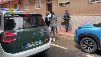 ملاحقة أسبانيا للعناصر المتطرفة الإرهابية