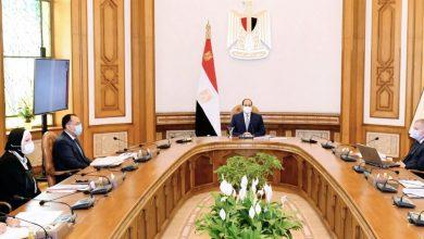 الرئيس السيسى يوجه بالتركيز على صناعة المركبات الكهربائية وتوطين صناعة السيارات