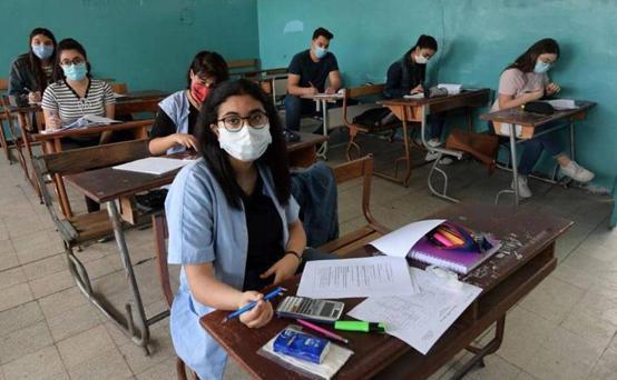 طلاب الثانوية اعلامة