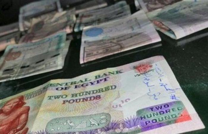 الكتابة على الأموال