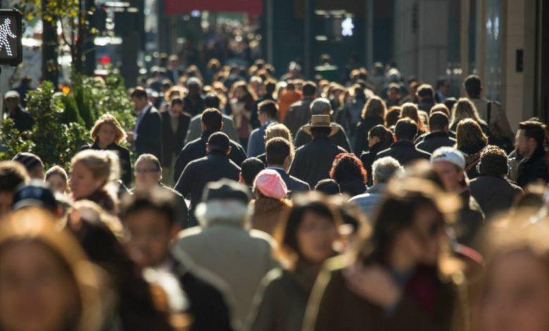 زيادة فى سكان العالم