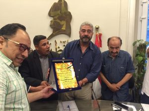 احتفالية اللجنة المركزية للعمال والفلاحين بحزب المحافظين