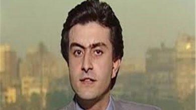 أحمد مبارك عضو تنسيقية شباب الأحزاب والسياسين