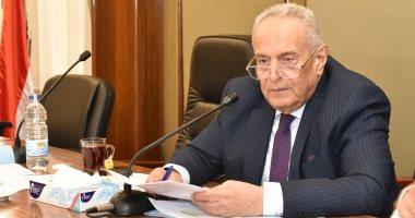 بهاء أبو شقة رئيس حزب الوفد