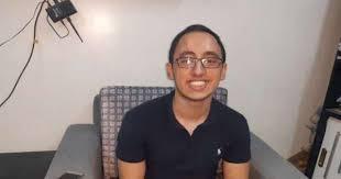 جوزيف إسحاق عوض، الأول مكرر على الثانوية العامة علمي علوم من سوهاج،