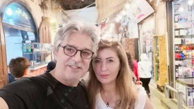 النوري وزوجته