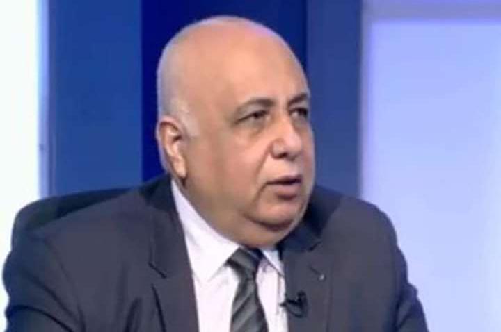 هشام الحلبي مستشار بأكاديمية ناصر العسكرية العليا