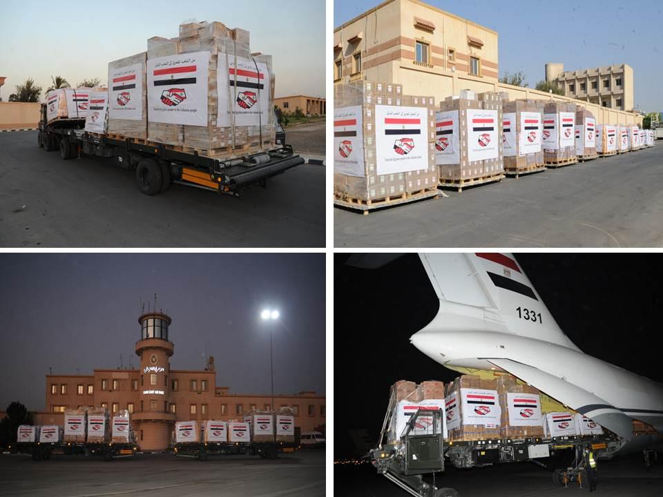 مساعدات للبنان