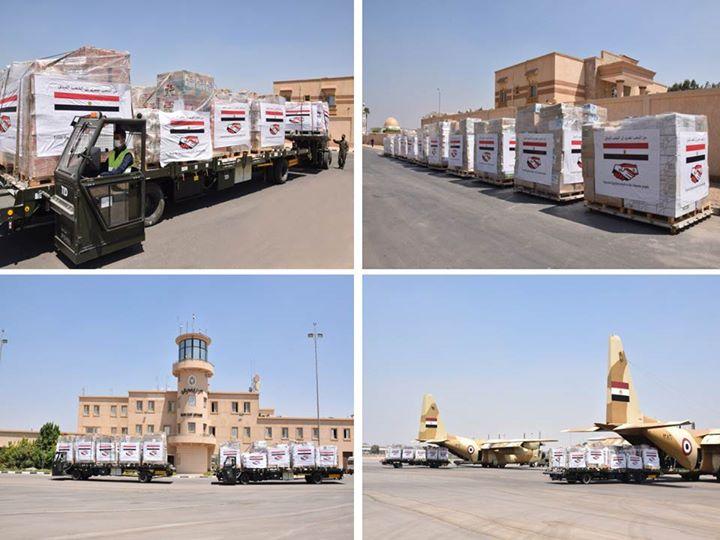 مساعدات القوات المسلحة