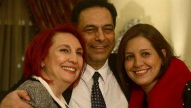 زوجة رئيس الوزراء اللبناني وابنته