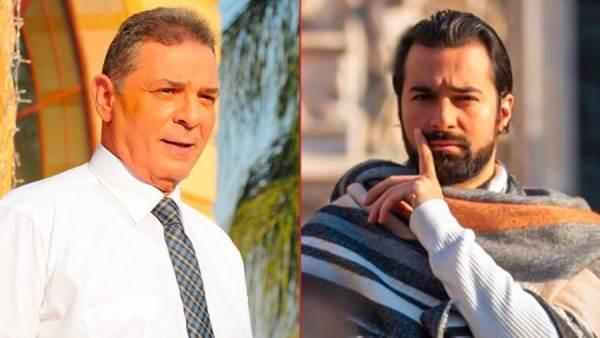 أحمد حاتم ومحمود حميده