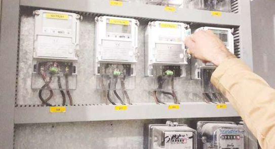 عدادات كهرباء