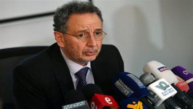 وزير الاقتصاد اللبنانى راوؤل نعمة