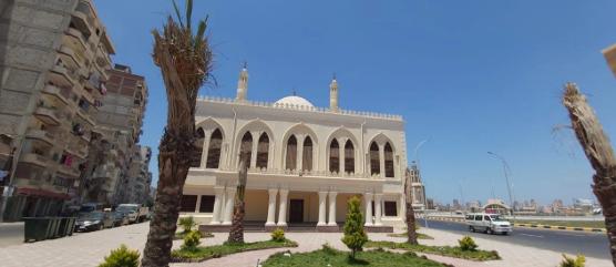 استلام 7 مساجد جديدة بمحور المحمودية