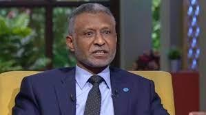 الدكتور نصر الدين حاج الأمين، ممثل الفاو في مصر