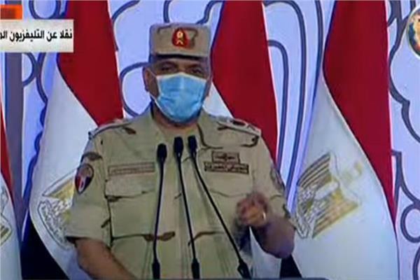 اللواء إيهاب الفار، رئيس الهيئة الهندسية للقوات المسلحة