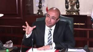 د . محمد هاني غنيم محافظ بني سويف