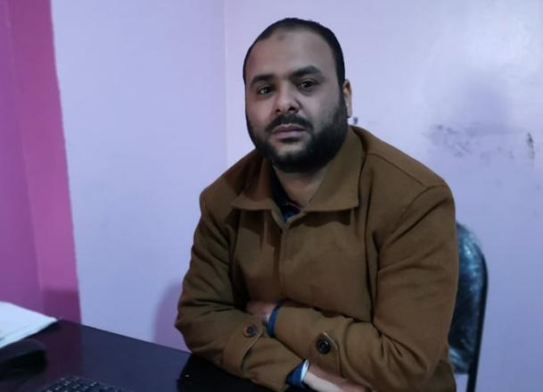 عبدالراضي الزناتي مدير تحرير موقع اليوم الإخباري