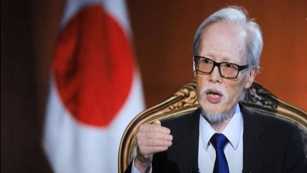 نوكى ماساكى، السفير الياباني بالقاهرة