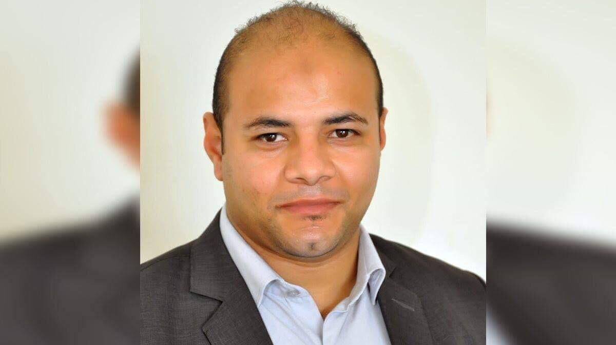 محمد الدوى مدير تحرير مجلة أكتوبر