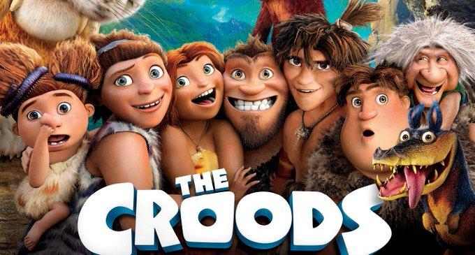فيلم The Croods