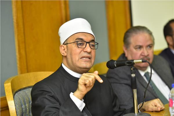 الدكتور نظير عياد، أمين عام مجمع البحوث الإسلامية