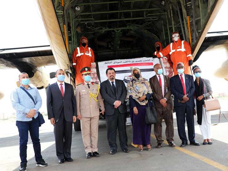 جسر جوي لمساعدة السودان في مواجهة الفيضانات