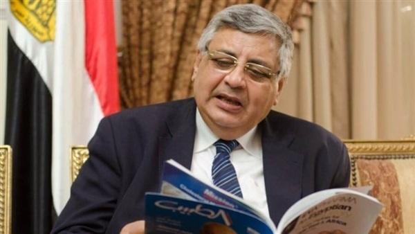 الدكتور محمد عوض تاج الدين، مستشار رئيس الجمهورية لشؤون الصحة