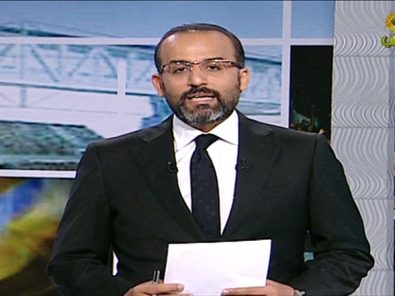 محمد شبانه رئيس تحرير الأهرام