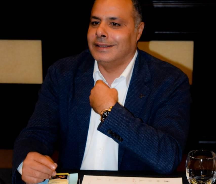هيمن عبد الله عضو الشعبة العامة للمستوردين