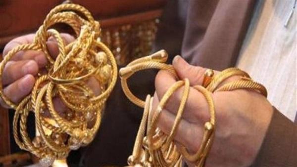 سرقة مشغولات ذهبية