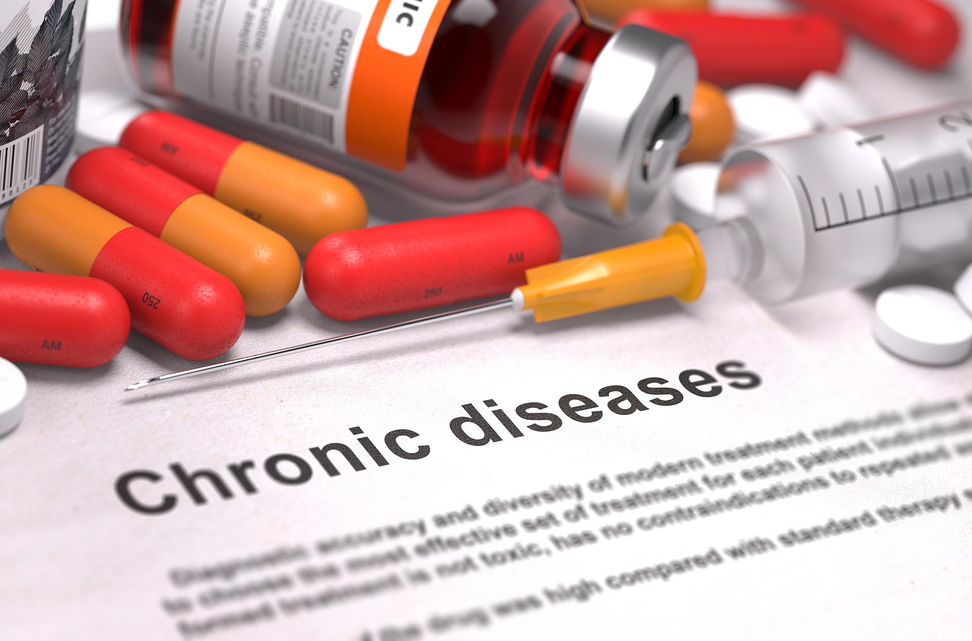 الأمراض المزمنة