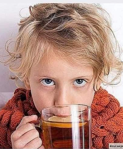 أضرار الشاى على صحة الأطفال