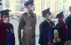 أوائل الكليات العسكرية